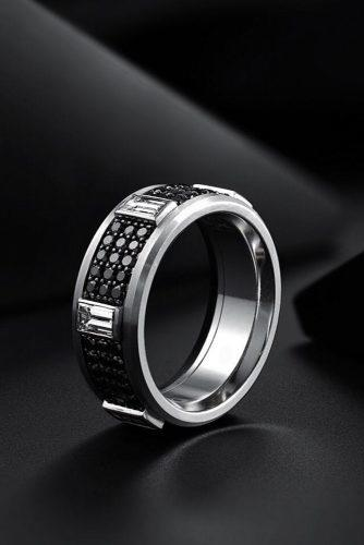 mens wedding bands black diamond engagement rings white gold wedding bands round black diamond rings
