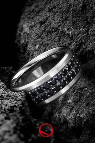 mens wedding bands black diamond engagement rings white gold wedding rings wedding bands round black diamond rings