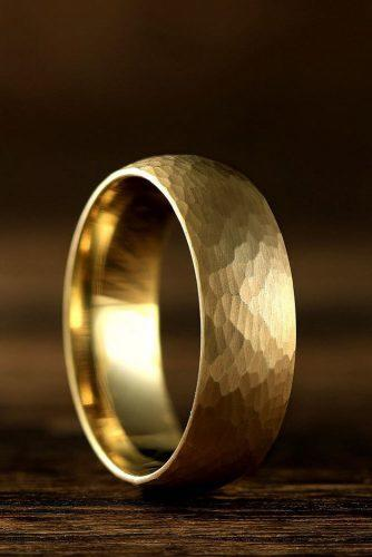mens wedding bands yellow gold wedding bands unique wedding bands classic wedding bands