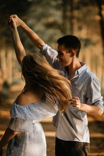 most romantic songs for her man and woman dancing