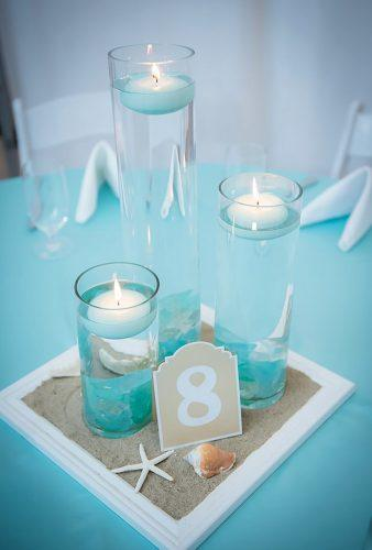 nautical wedding decor ideas decor with starfish Robin Smith
