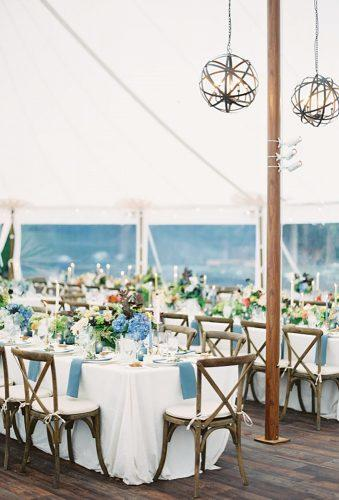 nautical wedding decor ideas reception near sea Katie Parra