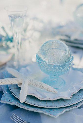 nautical wedding decor ideas simple table decor focusphotofl