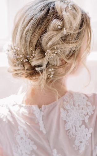 rustic wedding hairstyles new featured