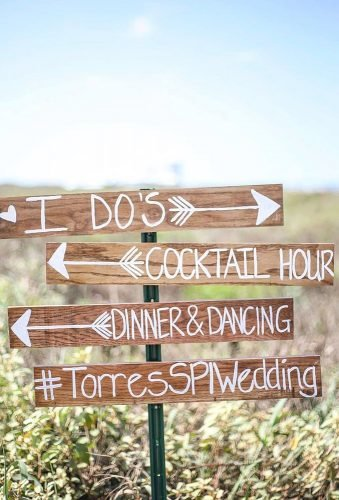 rustic wedding signs wedding reception sign vintage fineart