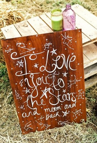 rustic wedding signs wood wedding sign izzithestylist