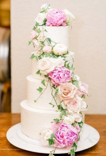 spring wedding cakes flower wedding cake annakardosphoto