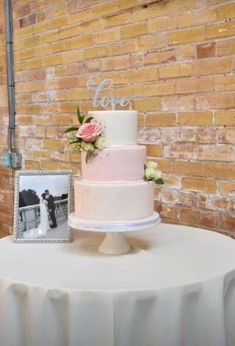 spring wedding cakes simple cale love cake topper sweetcravings