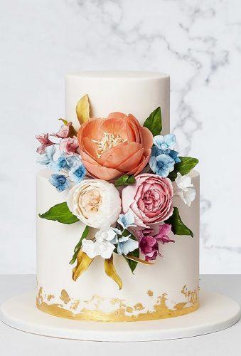 spring wedding cakes small cake cake ink