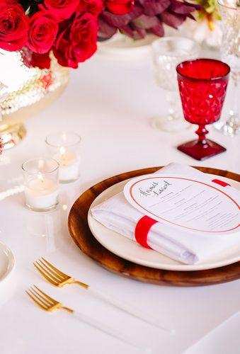 valentines day wedding ideas table decor ideas Brian Leahy Photography