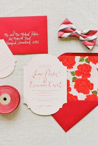 valentines day wedding ideas wedding invitations KT Merry