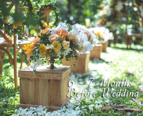 wedding checklist wedding style theme decor venue