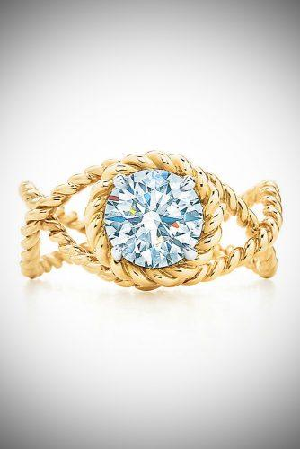 zodiac engagement rings tiffany co schlumberger rope ring gemini