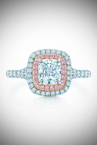 zodiac engagement rings tiffany soleste cushion cut cancer