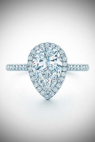 zodiac engagement rings tiffany soleste pear shaped scorpio
