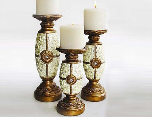 bridal shower gifts american atelier candle holders