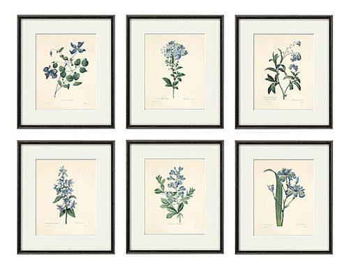 mother of the bride gifts antique botanical art