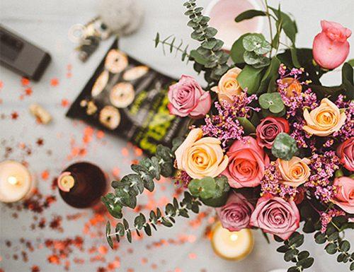 mother of the bride gifts bouquet subscription