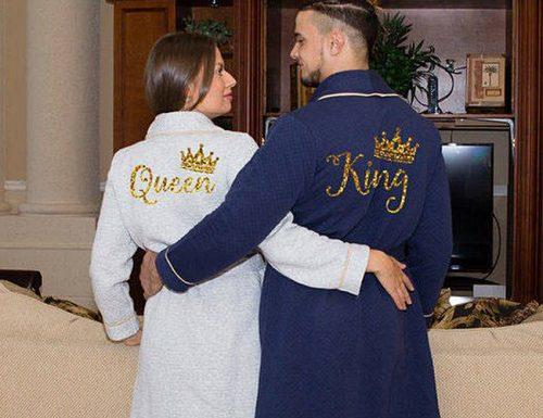 mother of the bride gifts couple robes