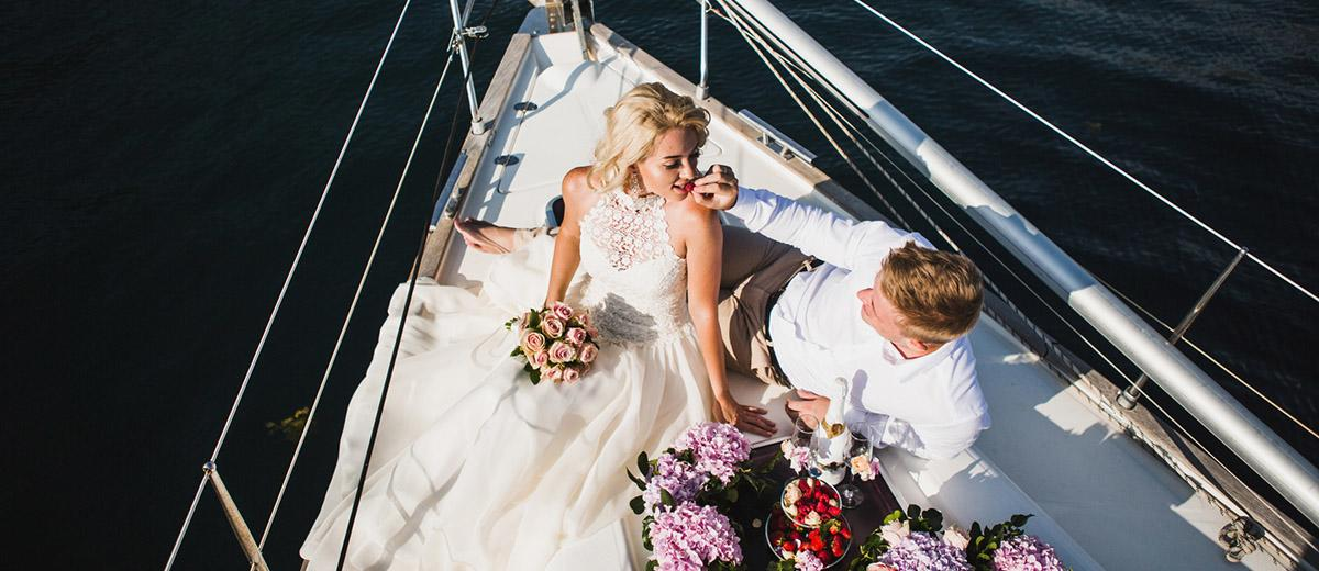 nautical wedding featured
