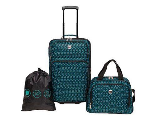 target wedding registry luggage set