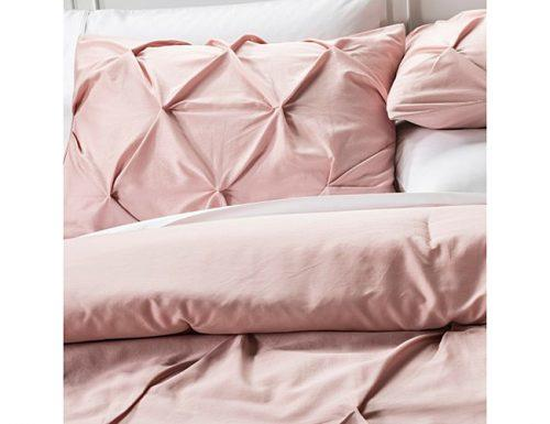 target wedding registry pleat comforter set