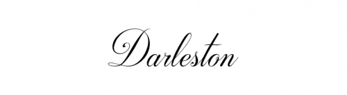 wedding fonts Darleston
