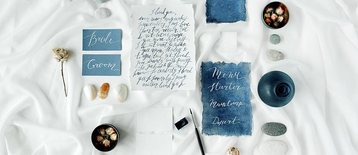 wedding fonts wedding invitations and stationery decor featured