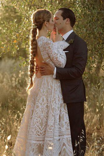 wedding photographers stylish photosession bride and groom cinziabruschini