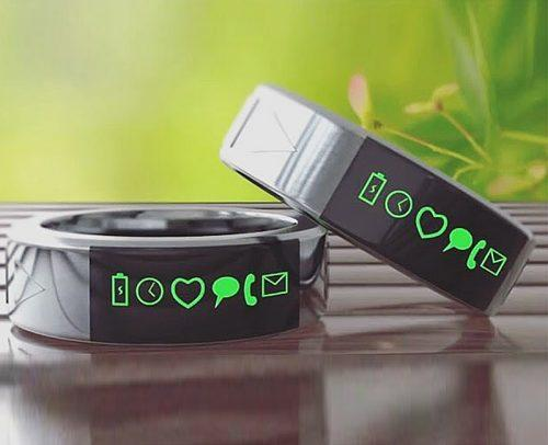 wedding tech trend tech wedding rings