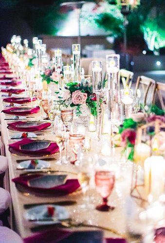 whimsical wedding color table decor andrewjadephoto