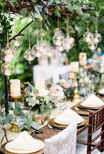 whimsical wedding decor ideas candle reception Destination Wedding Studio