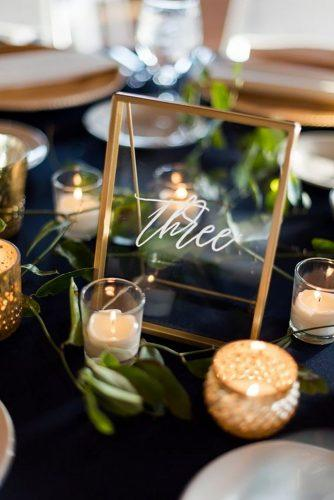 whimsical wedding decor ideas candle table decor Blu3DesignsShop
