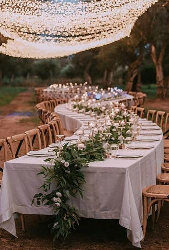 whimsical wedding decor ideas light reception decor mari giaccari fotografa