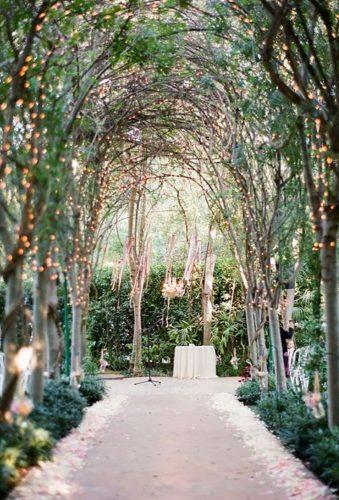 whimsical wedding decor ideas wedding aisle valentinaglidden