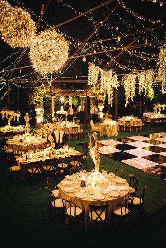 whimsical wedding light reception decor docuvitae