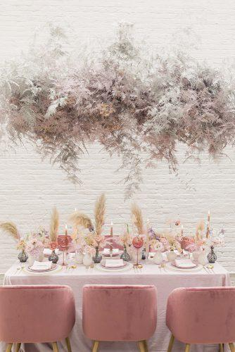 whimsical wedding pink reception Maxeen Kim Photography
