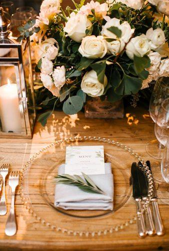 whimsical wedding place setting Josh Elliott Photography