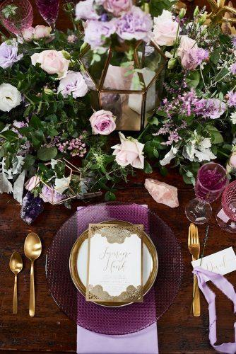 whimsical wedding purple seating place Sephory Photography