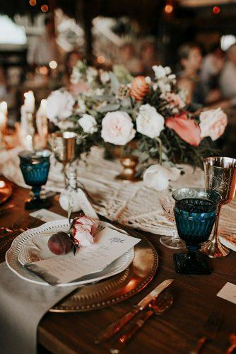 boho wedding trends boho table decor Melissa Marshall