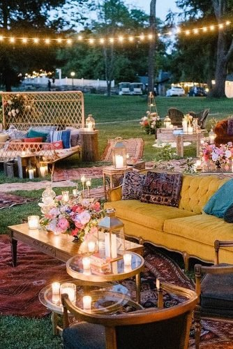 engagement party ideas movie night