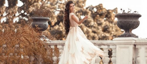 gold wedding gowns featured1