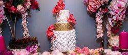 15 Luxury Wedding Cakes