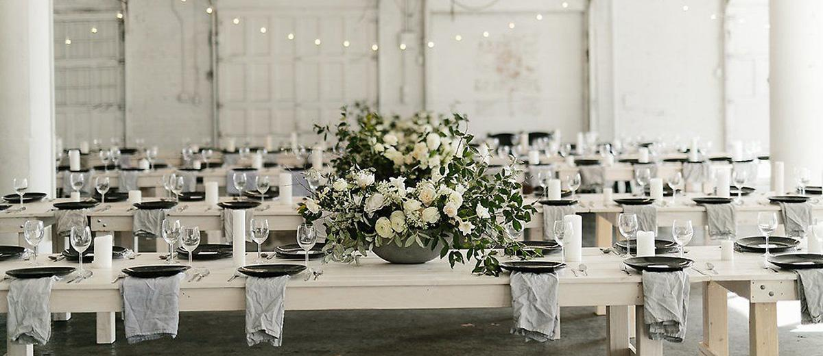 24 Cool Minimalist Wedding Decor Ideas Wedding Forward