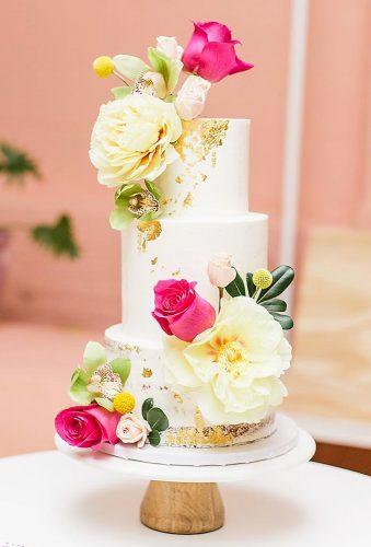 tropical wedding cake trends flaral cake canela bakeshop