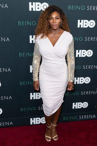 wedding diet plan serena williams at the red carpet