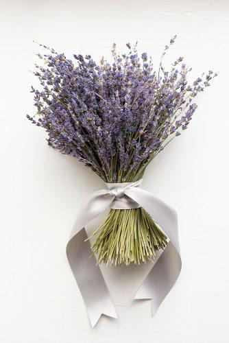 wedding dried flowers bouquets lavender bouquet hopkins studios