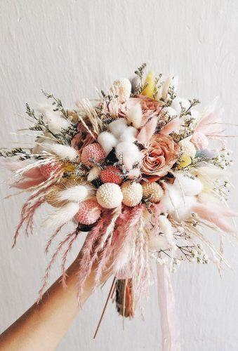 wedding dried flowers bouquets tender classic bouquets jeffreykohmj