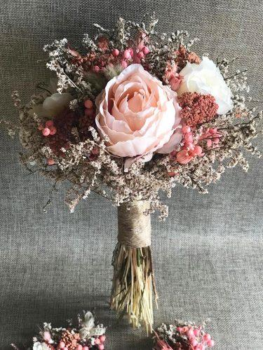 wedding dried flowers bouquets tender small bouquet FullFlowers