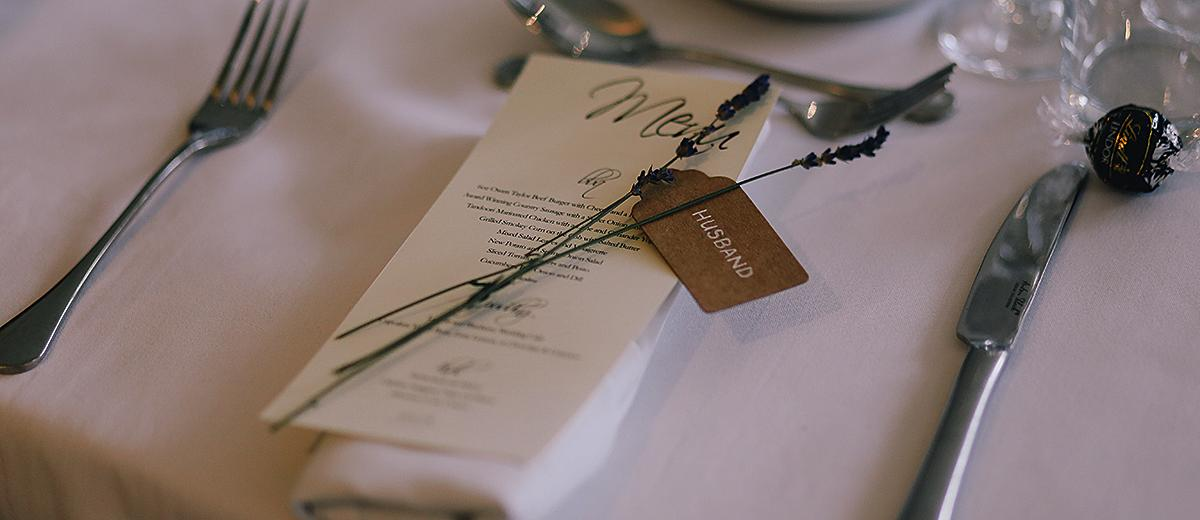 wedding menu ideas wedding dinner serving table featured